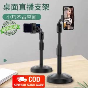 Holder Standing HD 25 Folding Desktop Dudukan Hp Flexible Universal