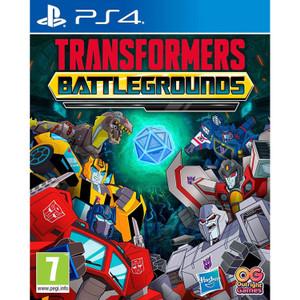PS4 Transformers Battlegrounds (Region 2/EUR/English)