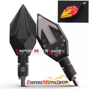 Ride Rich Next Lampu Sen CBR250RR Ninja 250 Fi Riderich Running LED