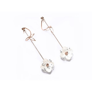 Rubysh Jewelry - Avalon - Recycle Earrings