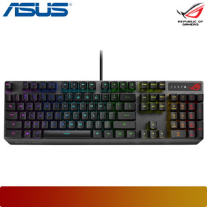 ASUS STRIX SCOPE RX | ROG RX RED Optical Mechanical Switch Keyboard