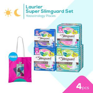 Laurier Super Slimguard Set Yassstrology Aquarius - Cancer