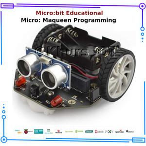 DFRobot micro: Maqueen Lite micro:bit Educational Programming Platform