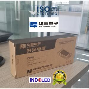 WHOOSH 5V40A Power Supply Super SLIM 3CM - High Quality