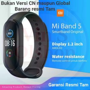 Xiaomi Mi Band 5 Resmi Tam