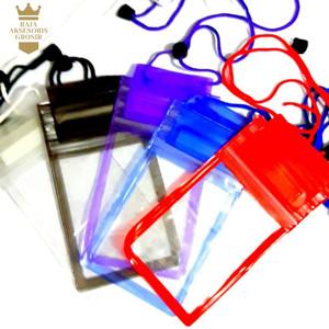 Waterproof Bag Hp | Kantong Hp Anti Air | Water proof Case WARNA