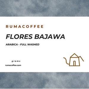 PROMO SPESIAL Kopi Arabica Flores Bajawa 200 Gram dari Rumacoffee