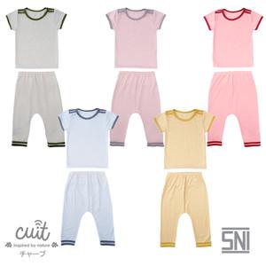 CUIT Setelan Mix Baju Tangan Pendek - Celana Panjang Natsu Series