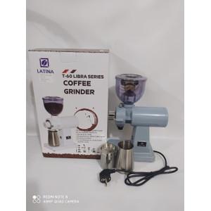 Latina T60 Libra Espresso Kopi Elektrik Coffee Grinder Electric 600N