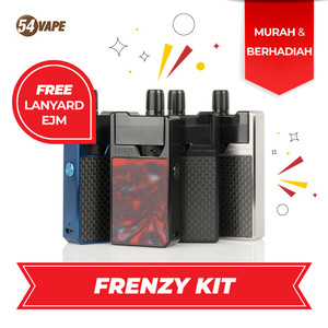 FRENZY KIT POD CLOSE SYSTEM Authentic By Geekvape