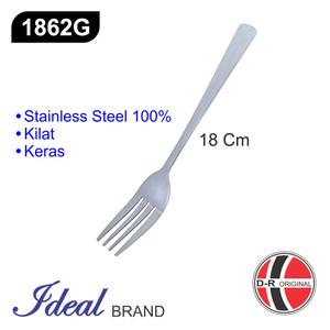 IDEAL 1862G Garpu Makan 18Cm MURAH !!! - Kilat - Keras - Kuat