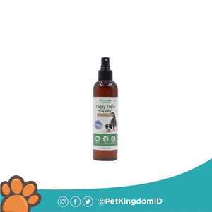PET KINGDOM POTTY TRAIN SPRAY 200ML