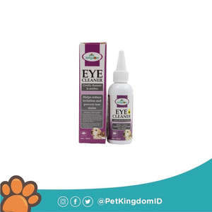 PET KINGDOM PET EYE CLEANER 60ML