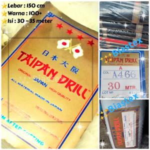 Taipan drill (Gulungan/roll)