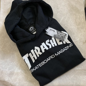 Thrasher Magazine Basic Hoodie (ORIGINAL BLACK MARKET)