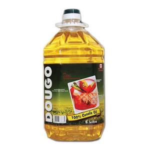 Dougo 100% Canola Oil 5 Liter / Minyak Dougo