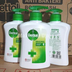 Dettol Handwash 245g Original Handsoap Sabun Cuci Tangan Cair