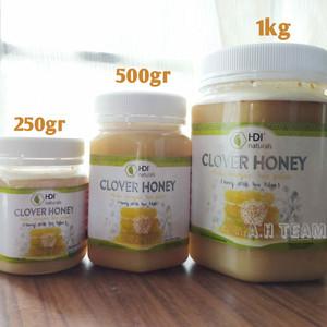 clover honey 250 gr
