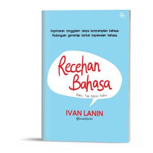 Recehan Bahasa - Ivan Lanin