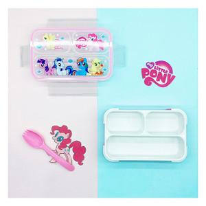 Kotak makan little pony