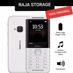 Nokia 5310 Express Music 2020 Handphone Murah Musik Original Resmi TAM