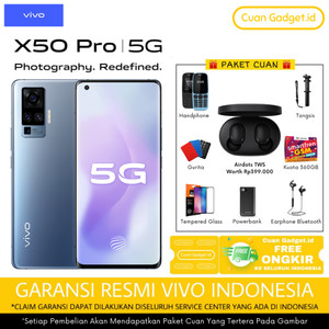 VIVO X50 Pro 8/256 GARANSI RESMI