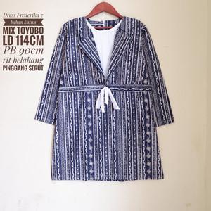 blouse batik kalimataya katin serut