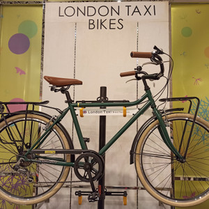 Sepeda London Taxi Shimano 6 Speed Classic Vintage bike Jadul Original