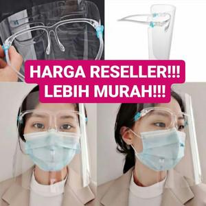 Face Shield Face Protection Alat Pelindung Diri Wajah APD Dari Virus