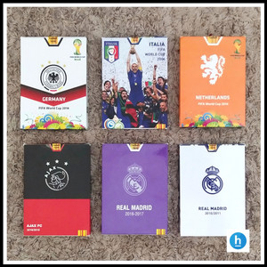 Football Card / Kartu Sepak Bola