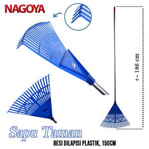 Sapu Taman Daun Besar Garden Broom Garu Sapu Sampah Daun 801 Nagoya