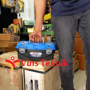 tool box plastik 12 inch alat pertukangan toolbox plastic HEAVY DUTY