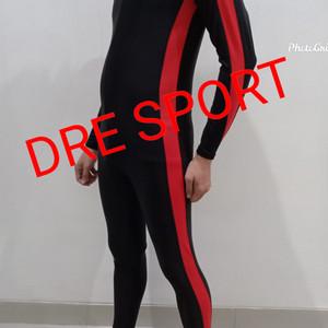 Baju renang diving panjang dewasa elastis (selam)