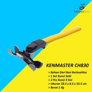 Gembok Kunci Setir Mobil KENMASTER STIR 830