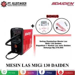 Travo Las / Mesin Las MIGi / MIG / MAG / Co2 Daiden 130 Ampare