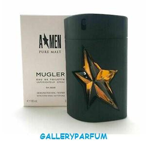 Thierry Mugler A Men Pure Malt For Men EDT 100ml (Tester)