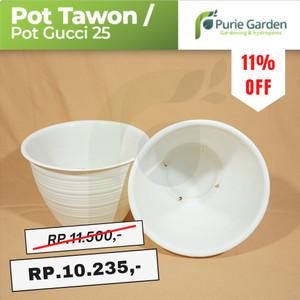 Pot Tawon Madu 23cm – Pot Gucci 25