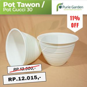 Pot Tawon Madu 25cm – Pot Gucci 30
