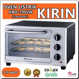 Oven kirin KBO-190LW(Low watt)