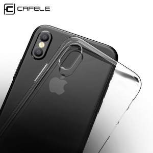 Case Iphone 7/8/7+/8+/X/XS/XR/XSMAX Premium Transparent Cafele HIGHQTY