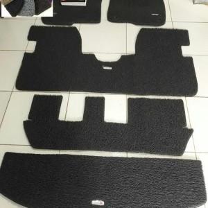 Karpet Mobil Comfort Deluxe Khusus All New Crv Turbo 1.5 Full Bagasi