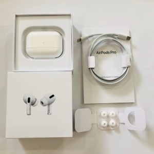 Airpods PRO 2019 apple Clone 1 1 Super Copy With Wireless Charging