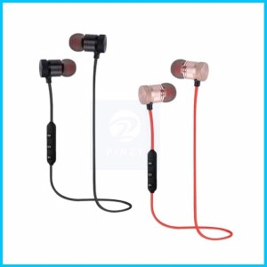 PINZY Headset Bluetooth Sport Magnetic design Original Pz03