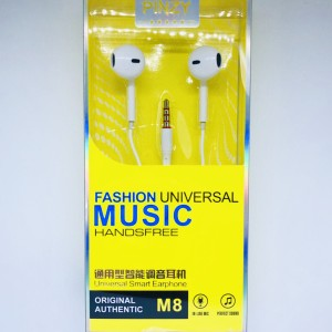 PINZY Earphone Original M8 Series
