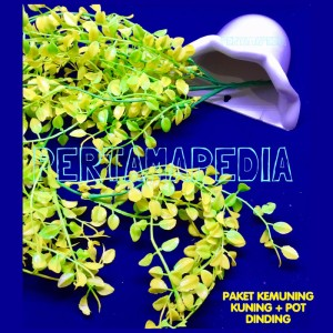 Bunga Plastik /Daun Rambat Plastik/ Rumput Plastik/ Kemuning Kn PD