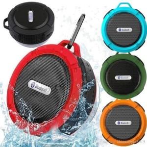 Speaker - Speker Bluetooth Portable C6 Waterproof ( Anti Air )