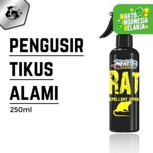 Rat Repellent Spray (Pengusir Tikus, Pembasmi tikus Ampuh)