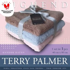 HANDUK TRAVEL HIGHEND ASLI BY TERRY PALMER