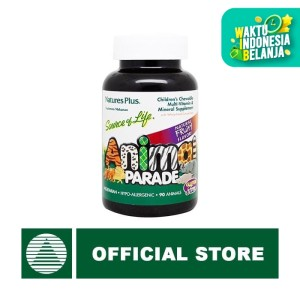 Nature's Plus Sol Animal Parade [90 Tabs]