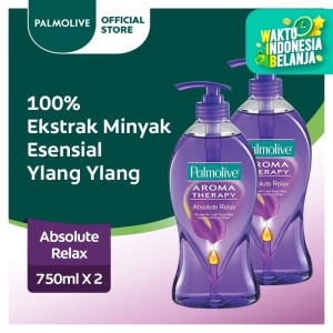 Palmolive Aroma Theraphy Absolute Relax 750ml - Twinpack